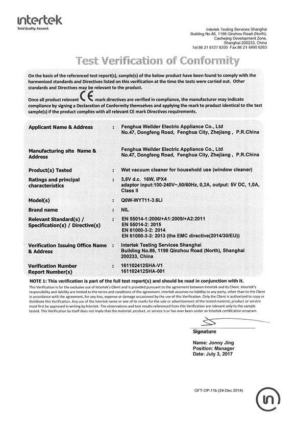 Certificado de producto-2